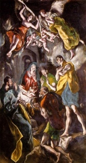 EL-GRECO--DOMINIKOS-THEOTOKOPOULOS-THE-ADORATION-OF-THE-SHEPHERDS